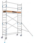 Rusztowanie aluminiowe Alumexx wąskie 0,75 m