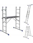 Rusztowanie aluminiowe Alumexx Allround