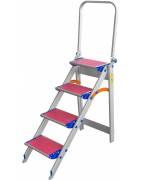 aluminiowe Schody składane